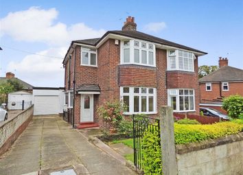 Thumbnail 3 bedroom semi-detached house for sale in Belfield Avenue, May Bank, Newcastle-Under-Lyme