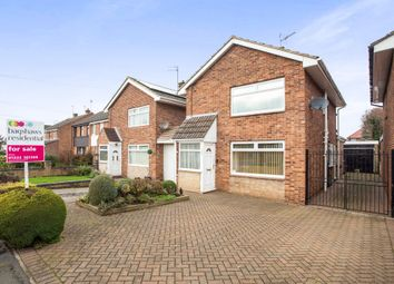 Thumbnail 3 bed detached house for sale in Crayford Road, Alvaston, Derby