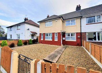Thumbnail 3 bed semi-detached house for sale in Greta Avenue, Carlisle