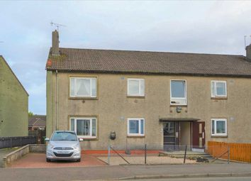 Thumbnail 2 bed flat for sale in Caroline Crescent, Alva