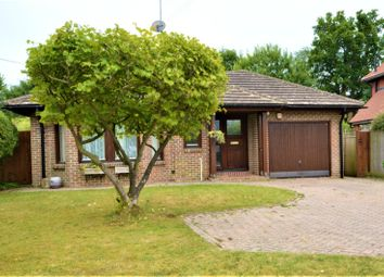 Thumbnail 3 bed bungalow to rent in Crawley Down, West Sussex