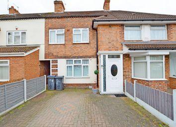 Thumbnail 3 bed terraced house for sale in Belvedere Road, Erdington, Birmingham