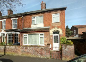 Thumbnail 4 bedroom end terrace house for sale in Doris Road, Off Park Lane, Norwich