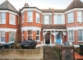 Thumbnail 4 bed terraced house for sale in Belsize Avenue, Palmers Green, London