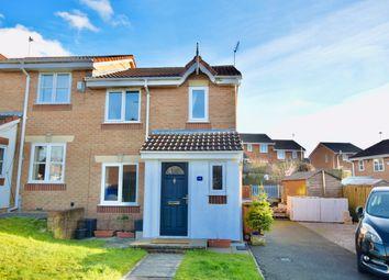 Thumbnail 3 bed semi-detached house for sale in Dakota Grove, Sandyford, Stoke-On-Trent
