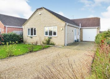 3 bed detached bungalow for sale in The Birches, Wisbech St. Mary, Wisbech PE13