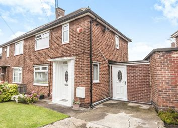 Thumbnail 2 bed semi-detached house to rent in Wordsworth Road, Eston, Middlesbrough