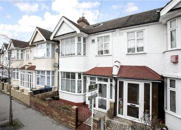 Thumbnail 4 bed terraced house for sale in Oaklands Avenue, Thornton Heath, Croydon