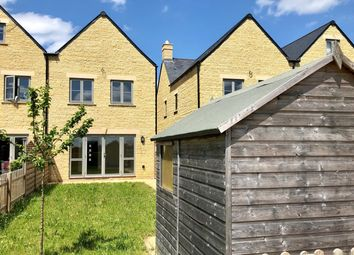 Thumbnail 3 bed terraced house to rent in Nettlestead Court, Burford Road, Lechlade