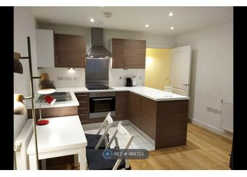 Thumbnail 1 bed flat to rent in Merlin Heights, London