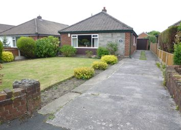 Thumbnail 2 bed detached bungalow for sale in Caton Drive, Clayton Le Woods