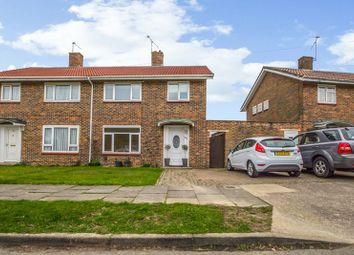 Thumbnail 3 bed semi-detached house for sale in Oxford Road, Crawley, West Sussex