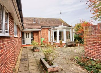Thumbnail 4 bed detached bungalow for sale in Sayesbury Avenue, Sawbridgeworth