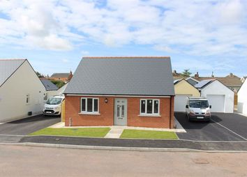 Thumbnail 2 bedroom detached bungalow for sale in Bowett Close, Hundleton, Pembroke