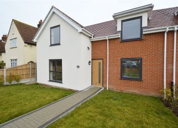 Thumbnail 3 bed semi-detached house for sale in Prince Avenue, Westcliff-On-Sea, Essex