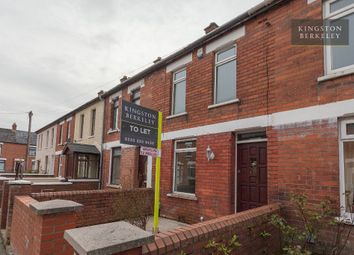 Thumbnail 2 bed terraced house to rent in 153 Ebor Street, Belfast
