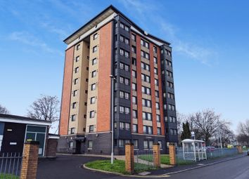 Thumbnail 2 bed flat for sale in Macauley House, Glover Street, West Bromwich