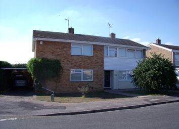 Thumbnail 3 bed semi-detached house to rent in Stainer Road, Tonbridge
