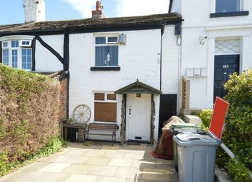 Thumbnail 2 bedroom terraced house to rent in London Road South, Poynton, Stockport, Cheshire