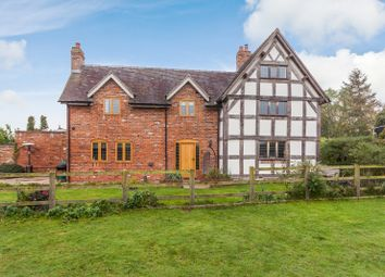 Thumbnail 3 bed semi-detached house for sale in Pinfold Lane, Tarporley