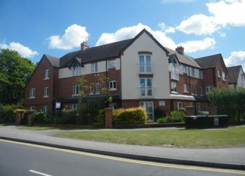 Thumbnail 1 bedroom property for sale in Orchard Court, 15 Lugtrout Lane, Solihull, West Midlands