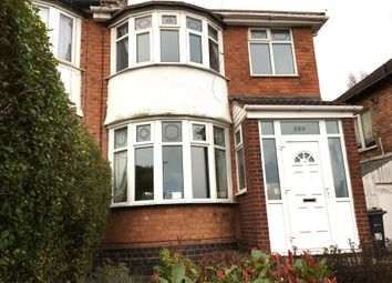 Thumbnail 3 bed property to rent in Rocky Lane, Great Barr, Birmingham