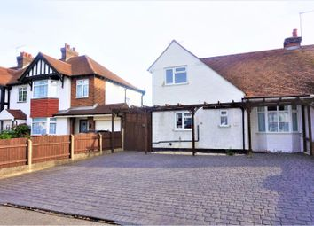 Thumbnail 4 bed semi-detached house for sale in The Brent, Dartford