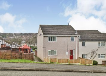Thumbnail 4 bed semi-detached house for sale in Beachley Square, Burnley, Lancashire