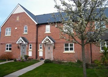 Thumbnail 3 bedroom terraced house for sale in St. Clements Court, Chorlton, Crewe, Cheshire