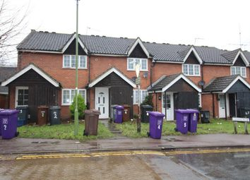 Thumbnail 1 bedroom maisonette for sale in Chapel Row, Whinbush Road, Hitchin, Hertfordshire