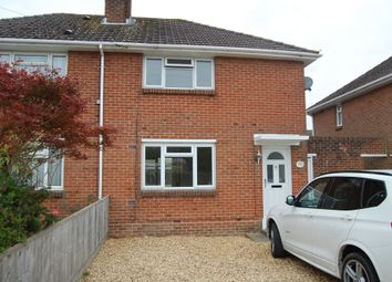 Thumbnail 2 bed semi-detached house to rent in Neighbourhood Centre, Culliford Crescent, Poole