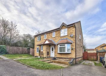 Thumbnail 3 bed semi-detached house for sale in Skeggles Close, Stukeley Meadows, Huntingdon, Cambridgeshire