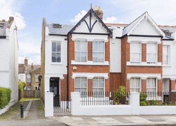 Thumbnail 4 bed end terrace house to rent in Davis Road, London