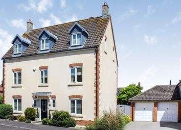 Thumbnail 5 bed detached house for sale in Romney Point, Ashford