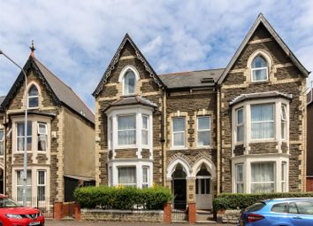 Thumbnail 5 bedroom semi-detached house for sale in Wyndham Crescent, Canton, Cardiff