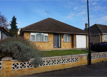 Thumbnail 3 bed detached bungalow for sale in Bentley Road, Slough