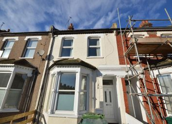 Thumbnail 4 bedroom terraced house to rent in Pelham Road South, Northfleet, Gravesend
