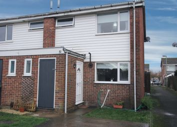 Thumbnail 3 bed semi-detached house for sale in Kennet Close, Grove, Wantage
