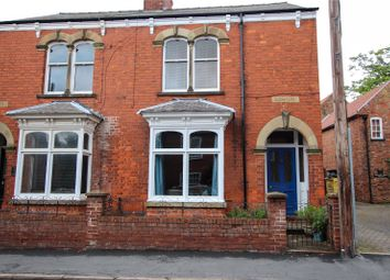 Thumbnail 3 bed semi-detached house for sale in High Street, Barrow-Upon-Humber, North Lincolnshire