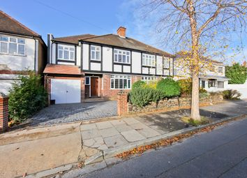 Thumbnail 4 bed semi-detached house for sale in Martin Dene, Bexleyheath