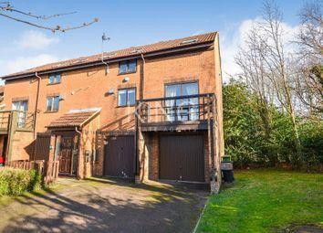 Thumbnail 2 bed flat for sale in Jeeves Close, Peartree Bridge, Milton Keynes, Buckinghamshire