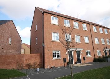 Thumbnail 4 bed end terrace house for sale in Lavender Way, Newark, Nottinghamshire.