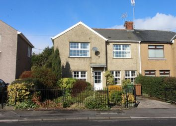 Thumbnail 3 bed semi-detached house for sale in Bloomfield Road, Cefn Fforest, Blackwood