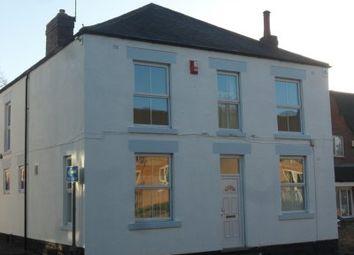 Thumbnail 3 bed flat to rent in Belper Street, Ilkeston