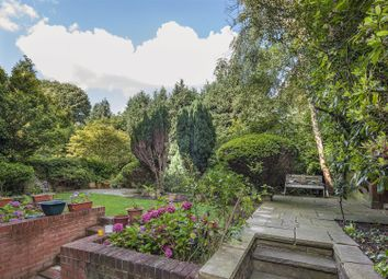 Thumbnail 4 bed flat for sale in Garden Apartment, West Heath Road, Hampstead