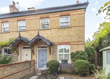 1 bed end terrace house for sale in Old Station Gardens, Victoria Road, Teddington TW11
