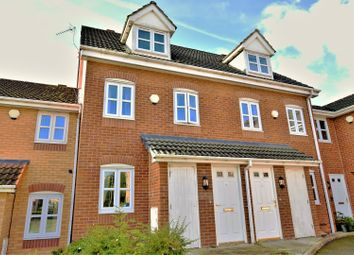 Thumbnail 3 bed town house for sale in College Fields, Wrexham