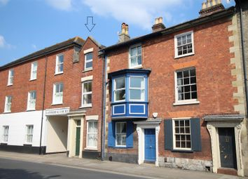 Thumbnail 3 bed town house for sale in Exeter Street, Salisbury