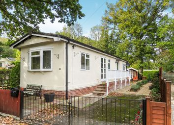 Thumbnail 1 bed mobile/park home for sale in Sugworth Lane, Radley, Abingdon