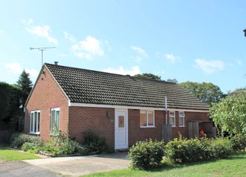Thumbnail 3 bed detached bungalow for sale in Kingfisher Crescent, Reydon, Southwold